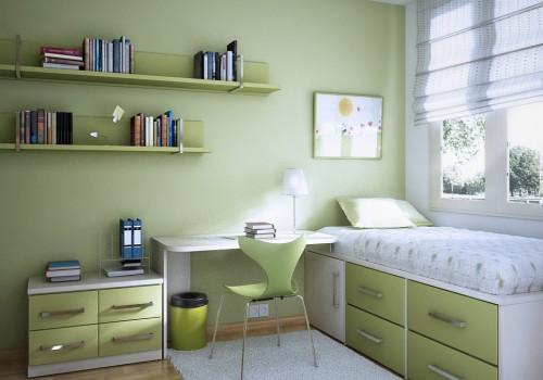 Culorea dormitorului poate afecta comportamentul copiilor?