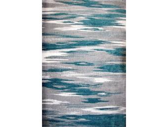 Covor Kolibri Gri/Albastru Dreptunghi - 11010/294