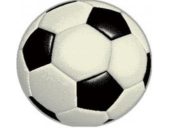 Covor Kolibri Copii Minge de Fotbal Rotund - 11198/190