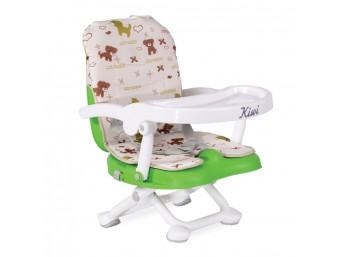 Scaun de masa copii M3 Verde reglabil