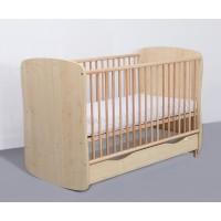Patut Copii-Bebe Tip 22 cu Leganare – 120x60cm - 0-3 ani