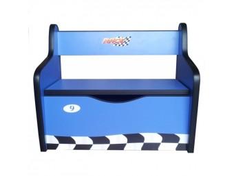 Bancuta Copii Hot Wheels Blue