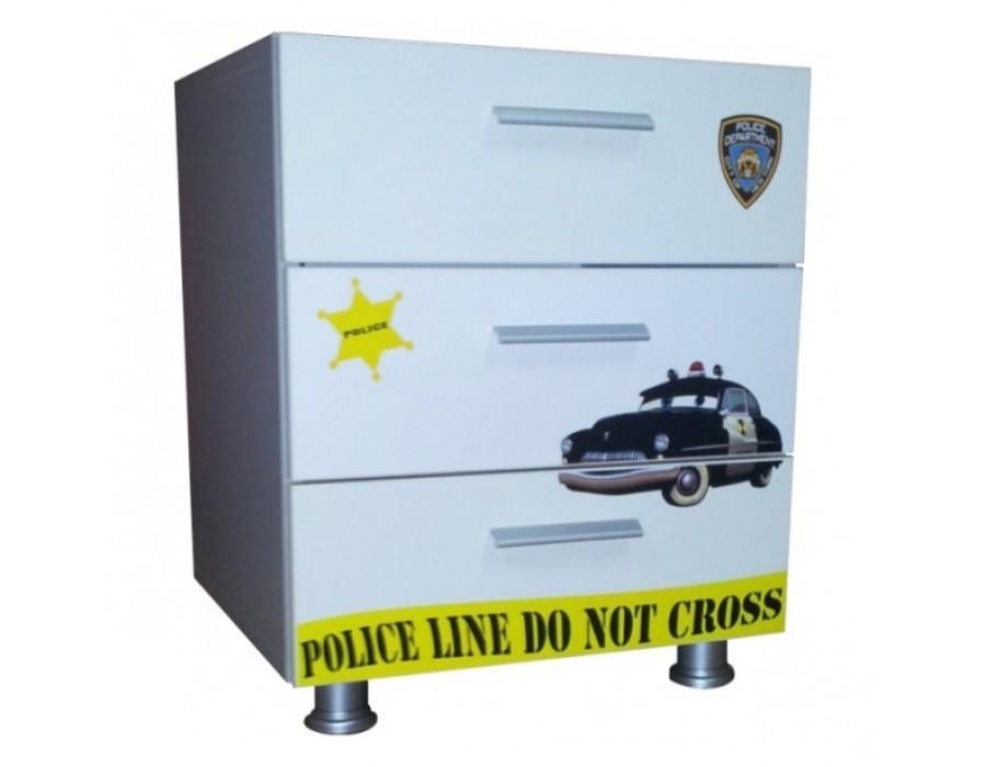 Comoda Copii Police
