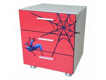Comoda Copii Spider Man
