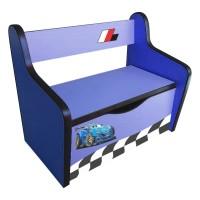 Pachet Dormitor Complet Copii Toyota Mic - 2-8 ani