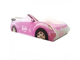 Pat Copii Barbie Beetle Mare 160x80 - 2-12 ani