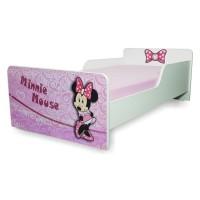 Pat copii Start Minnie – Mic 140x70cm - 2-8 ani
