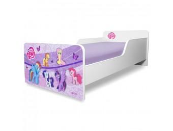 Pat copii Start Ponny - Mare 160x80cm - 2-12 ani