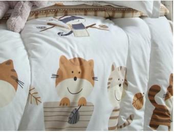 Set pat copii Baby Cat